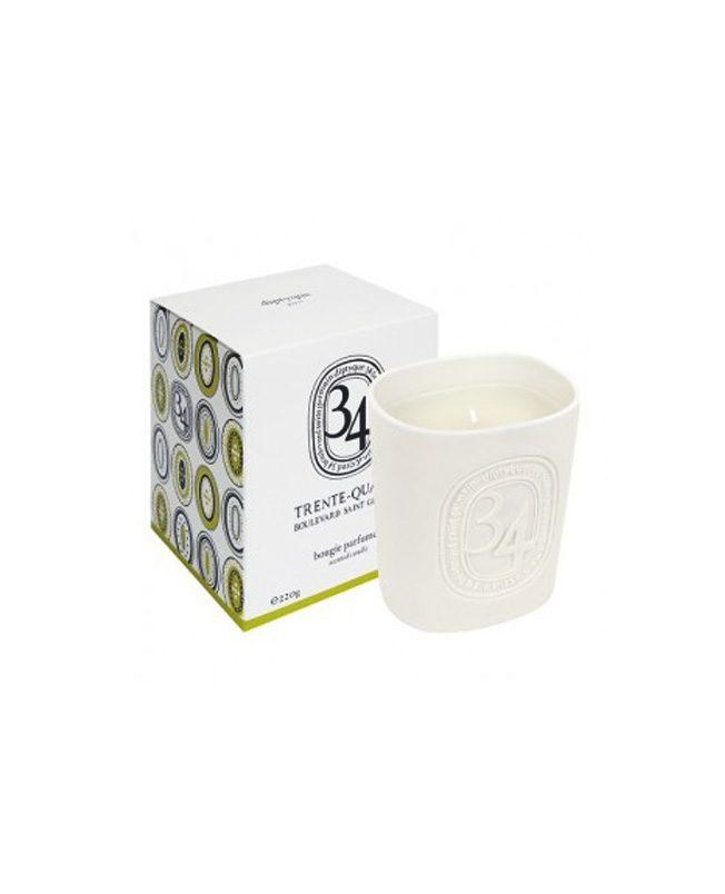 Diptyque - 34 candela profumata 220gr - Compra online Gida Profumi