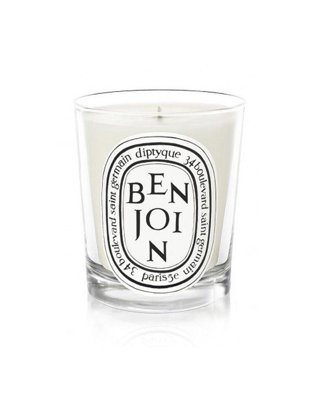 Diptyque - Benjoin candela 190gr - Compra online Gida Profumi