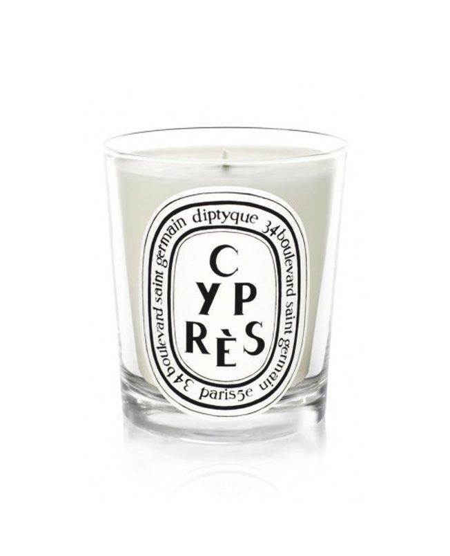 Diptyque - Cypres candela 190gr - Compra online Gida Profumi