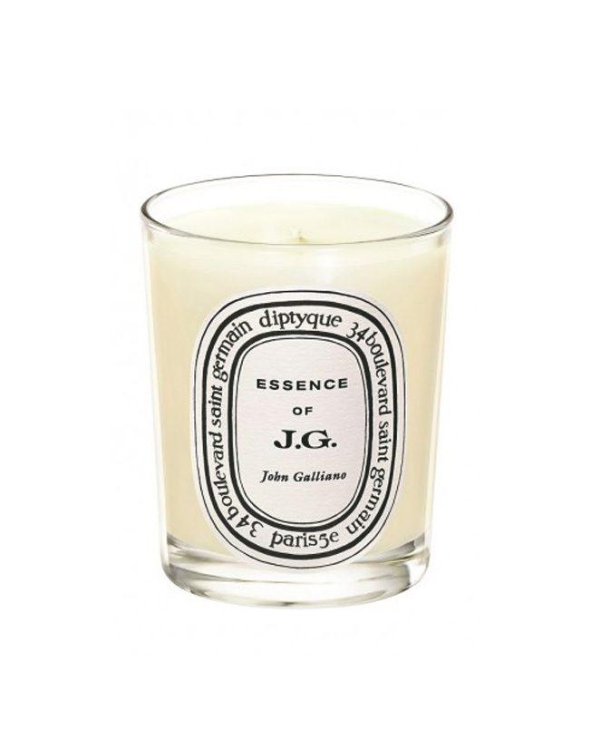 Diptyque - Johngalliano candela 190gr - Compra online Gida Profumi