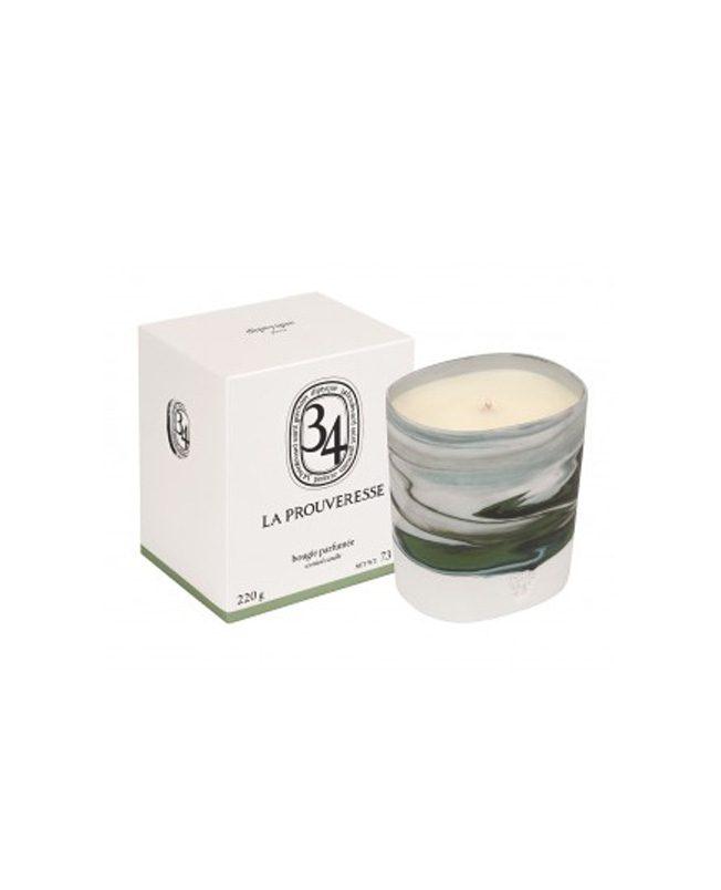 Diptyque - La Prouveresse candela 220gr - Compra online Gida Profumi