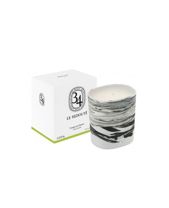Diptyque - Le Redoute candela 220gr - Compra online Gida Profumi