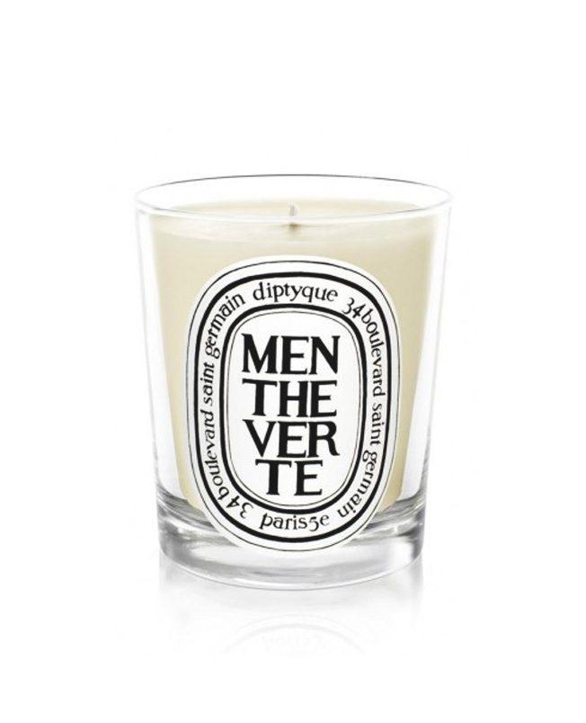 Diptyque - Menthe verte candela 190gr - Compra online Gida Profumi