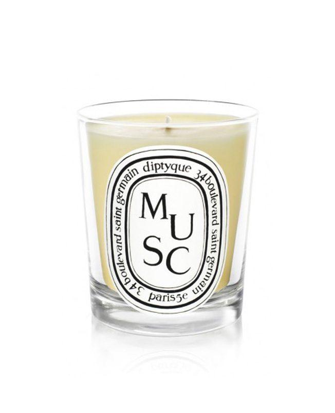 Diptyque - Musk candela 190gr - Compra online Gida Profumi