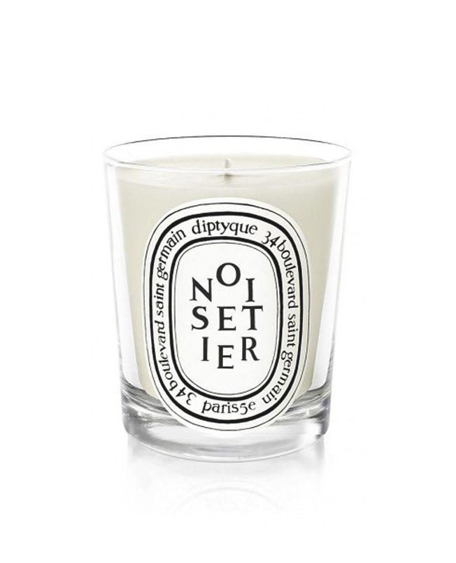 Diptyque - Noisetier candela 190gr - Compra online Gida Profumi