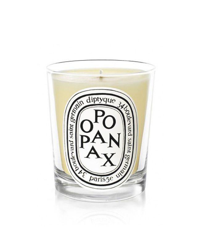 Diptyque - Opopanax candela 190gr - Compra online Gida Profumi
