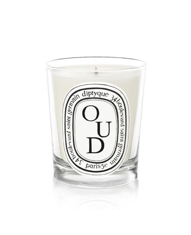 Diptyque - Oud candela 190gr - Compra online Gida Profumi