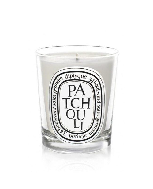 Diptyque - Patchouli candela 190gr - Compra online Gida Profumi