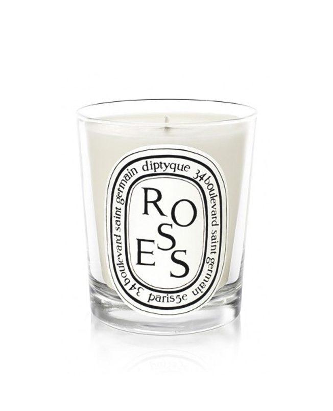 Diptyque - Roses candela 190gr - Compra online Gida Profumi