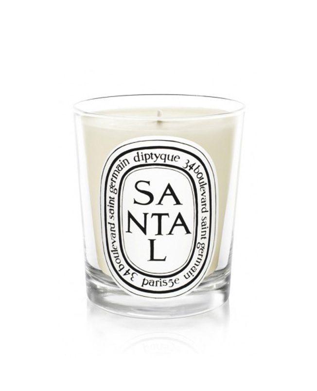 Diptyque - Santal candela 190gr - Compra online Gida Profumi