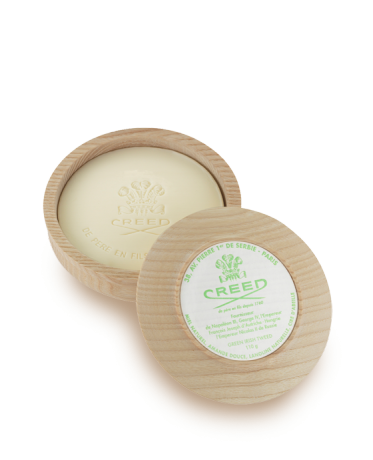 Green Irish Tweed Sapone Barba 110gr - Creed - Gida Profumi - buy online
