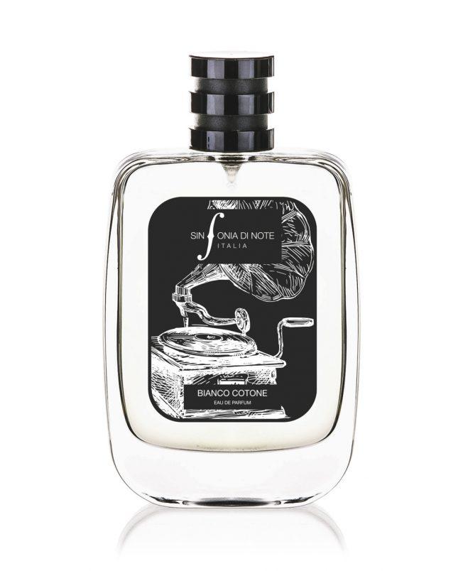 Sinfonia di Note - Bianco Cotone Eau de Parfum - Compra online Gida Profumi