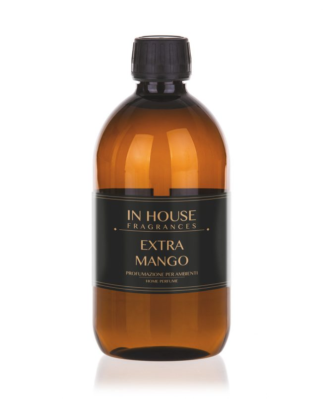 In House Fragrances - Extra Mango Ricarica Profumo casa 500ml - buy online Gida Profumi