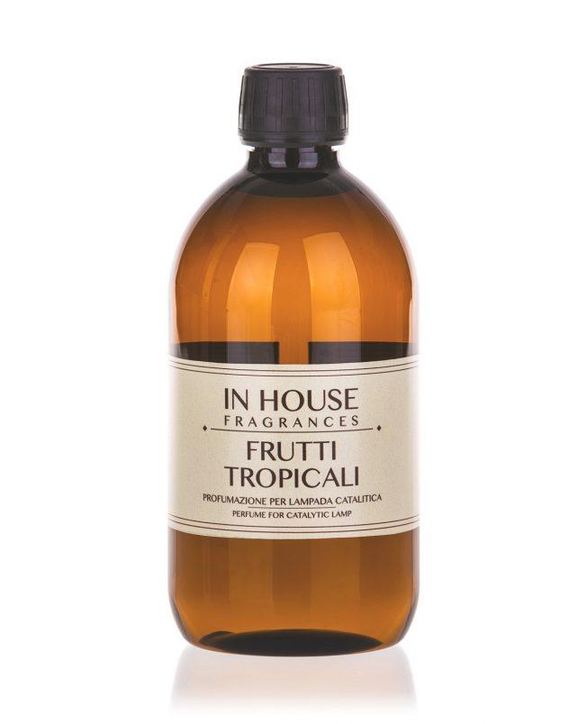 In House Fragrances - Frutti Tropicali Ricarica Catalitica 500ml - Compra online Gida Profumi