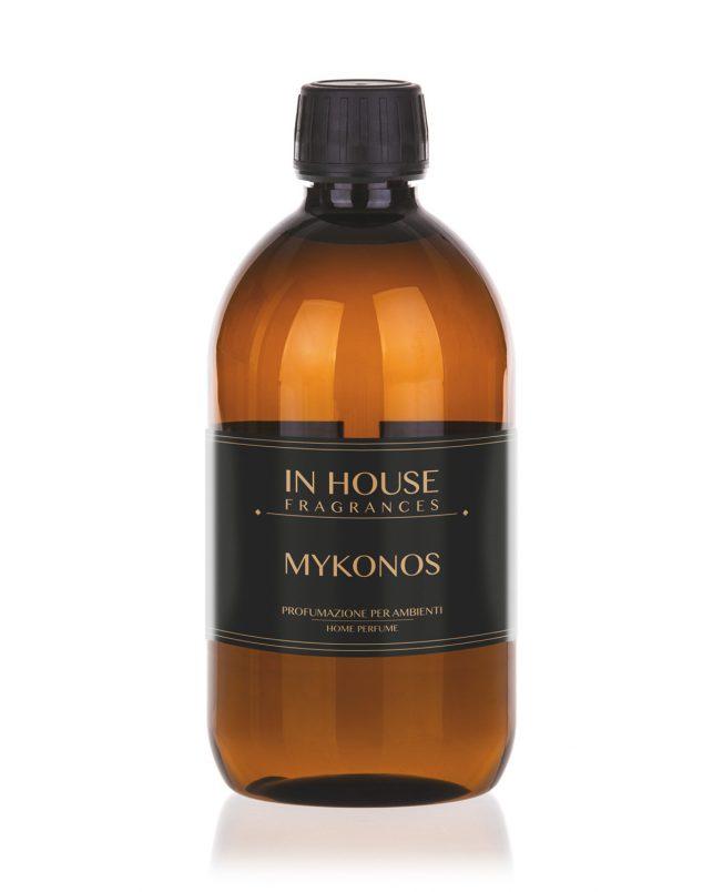 In House Fragrances - Mykonos Ricarica Profumo casa 500ml - buy online Gida Profumi