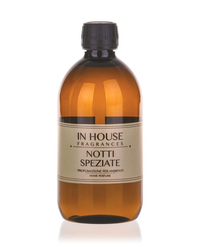 In House Fragrances - Notti Speziate Ricarica Profumo 500ml - buy online Gida Profumi