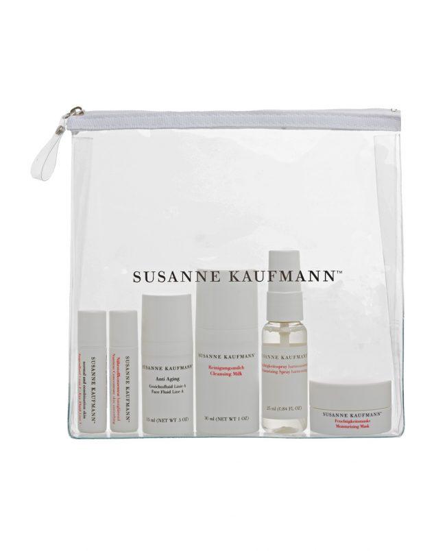 Susanne Kaufmann - Travel kit viso idratante - buy online Gida Profumi